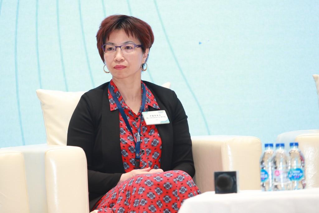 Ms. Christine Lu-Wong, CFO of WuXi Biologics