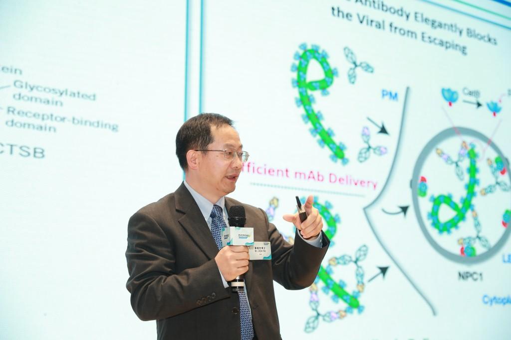 Dr. Jijie Gu, CSO of WuXi Biologics